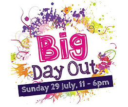 Big Day Out Logo